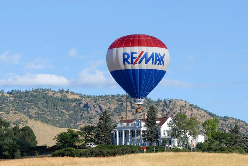 RE/MAX mudou de dentro para fora usando a DocuSign