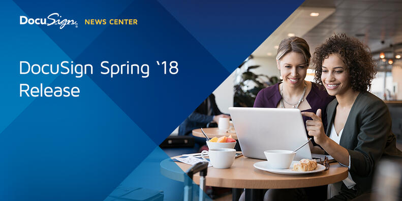 DocuSign Spring '18