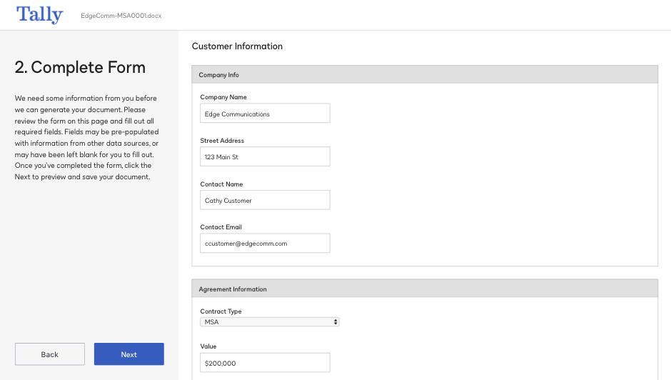 Captura de tela criando um formulario no sistema