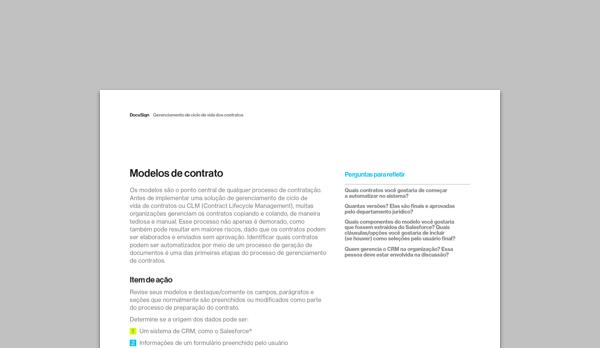 capa do whitepaper guia de prontidão do gerenciamento de ciclo de vida dos contratos