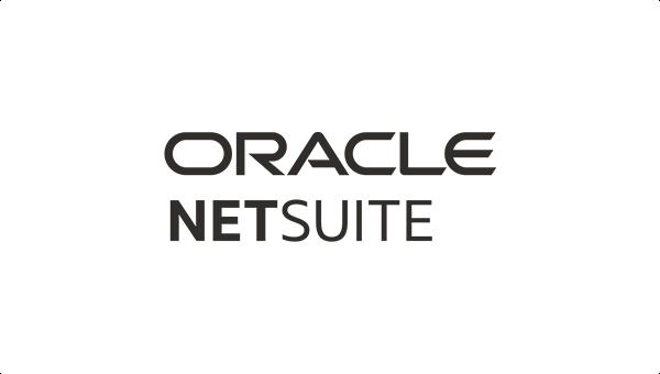 Logo da Oracle Netsuite, parceira DocuSign