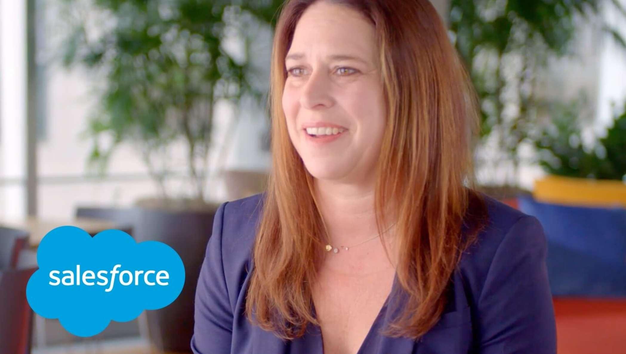 Meredith Schmidt, EVP e GM da Essentials e SMB da Salesforce