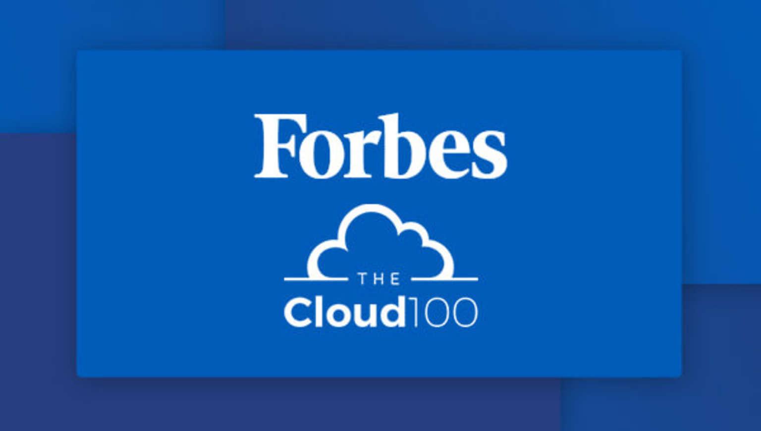 DocuSign foi selecionada como uma das 100 empresas de cloud da Forbes