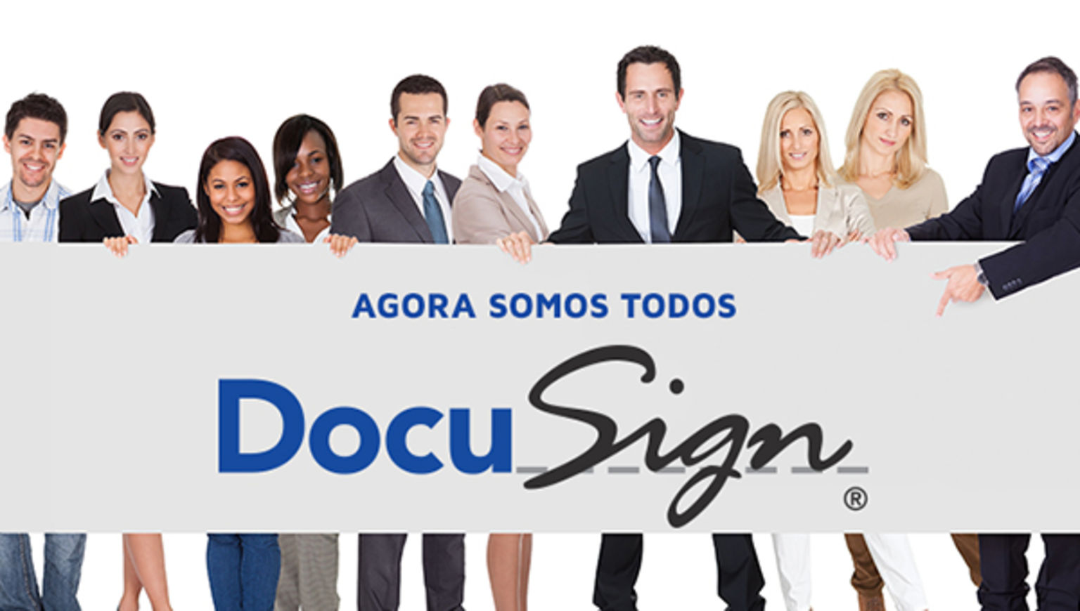 DocuSign (anteriormente DocYouSign) ainda é a mesma solução de grande assinatura electrónica