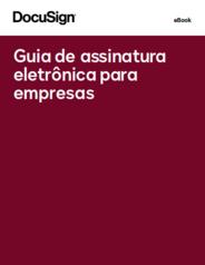 Guia de assinatura eletrônica para empresas