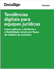 Tendências digitais para equipes jurídicas