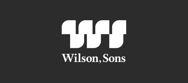 Logo da Wilsons Sons, cliente DocuSign